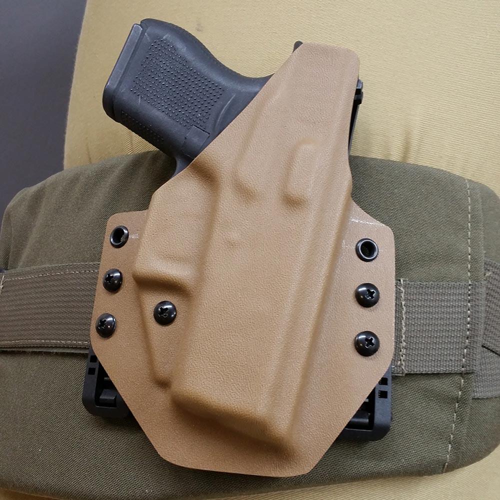 EMG Pack Holster